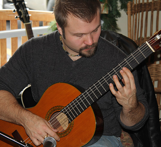 Mike Herndon guitar lessons